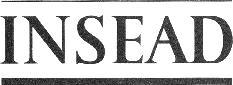 logo for INSEAD
