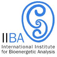 logo for International Institute for Bioenergetic Analysis