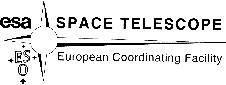 logo for Space Telescope European Coordinating Facility