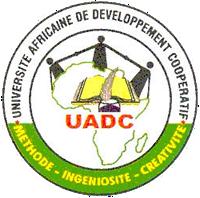 logo for African University for Cooperative Development