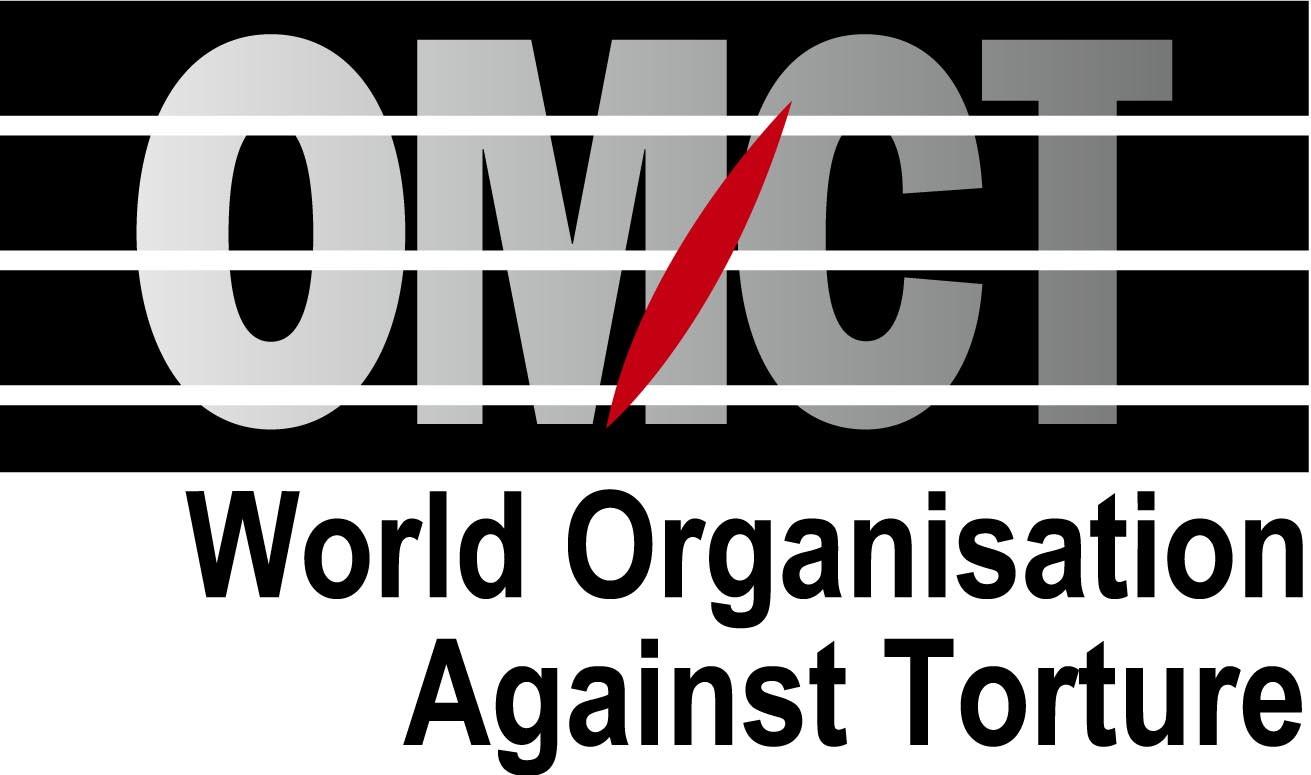 logo for World Organisation Against Torture