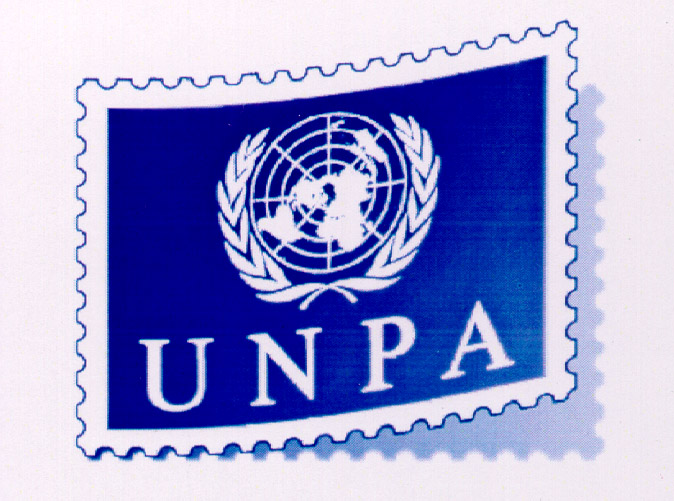 logo for United Nations Postal Administration