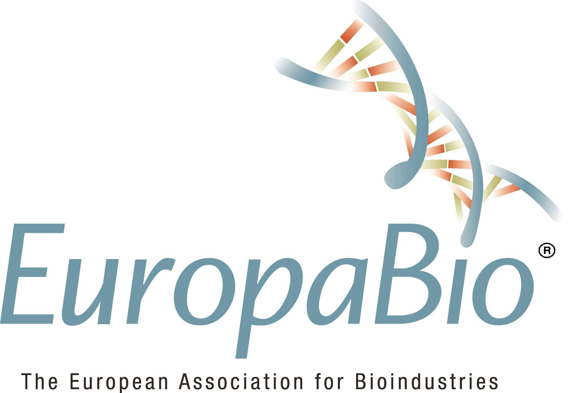 logo for European Association of Bioindustries