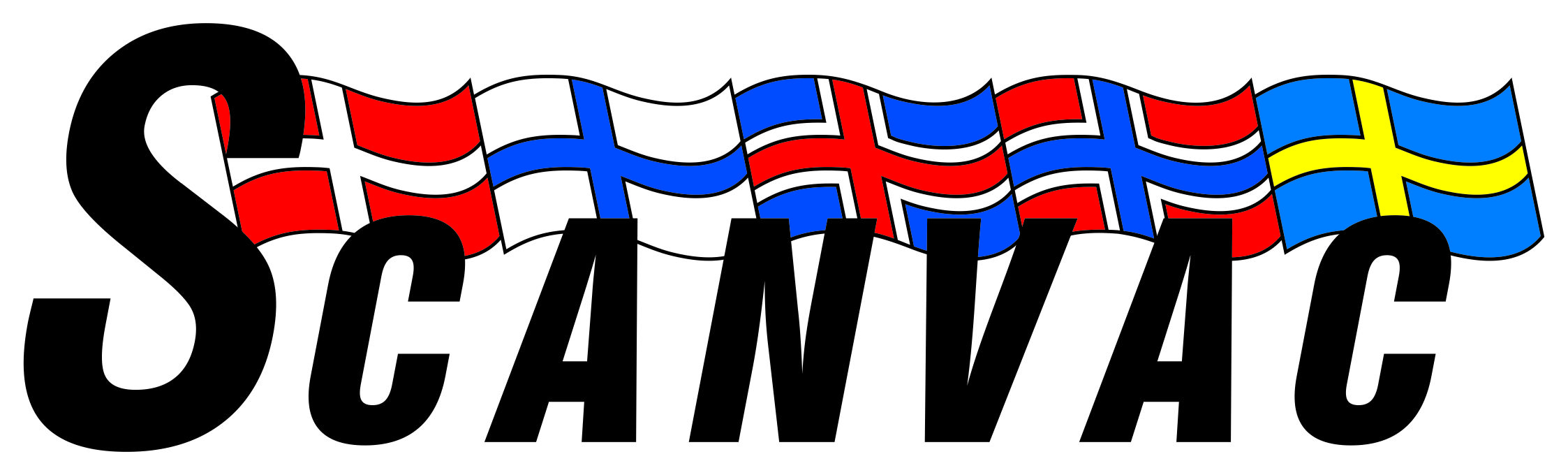 logo for Scandinavian Federation of Heating, Ventilating and Sanitary Engineering Associations