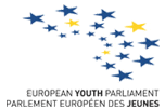 logo for European Youth Parliament