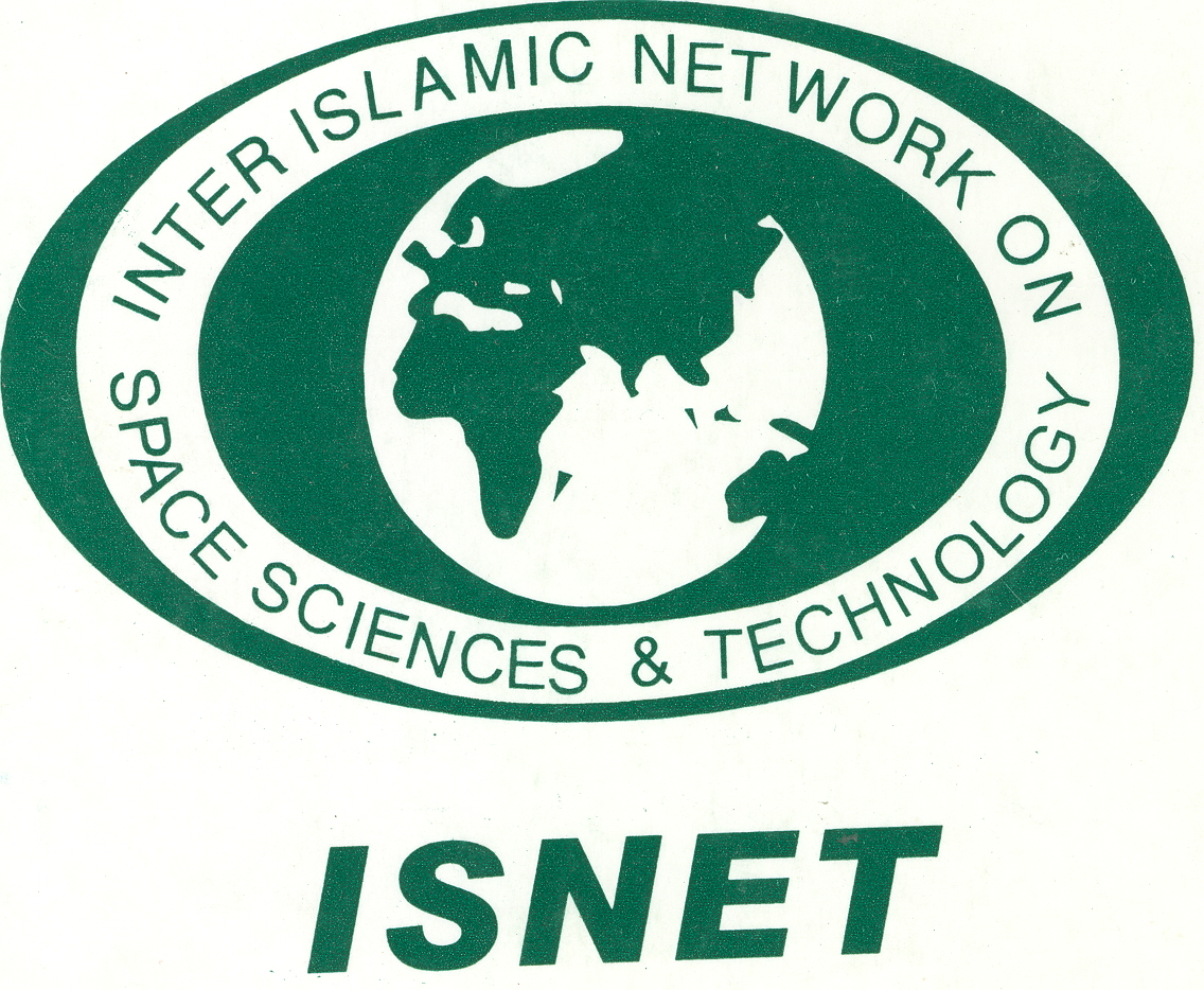 logo for Inter-Islamic Network on Space Sciences and Technology