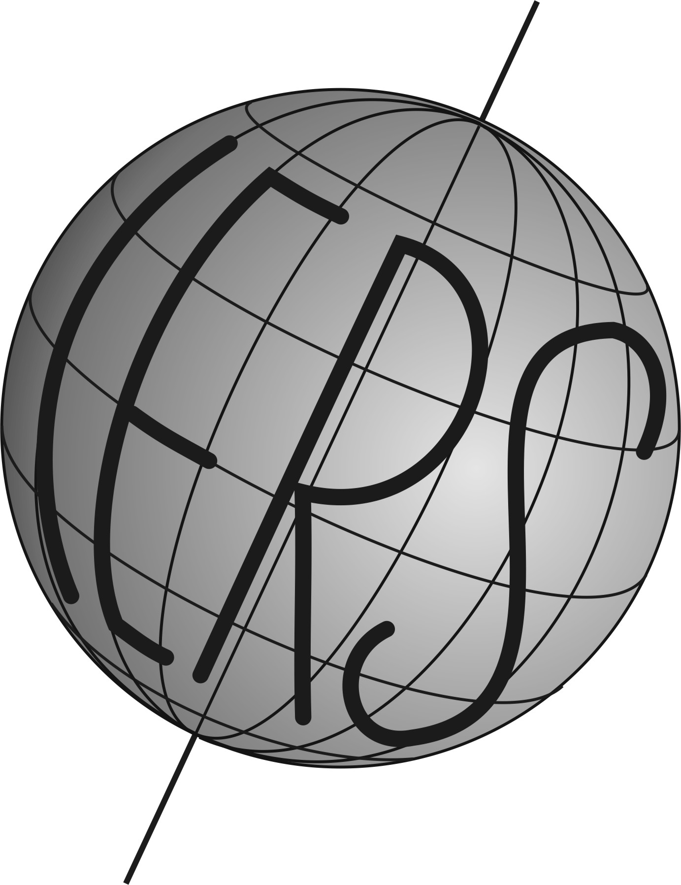 logo for International Earth Rotation and Reference Systems Service
