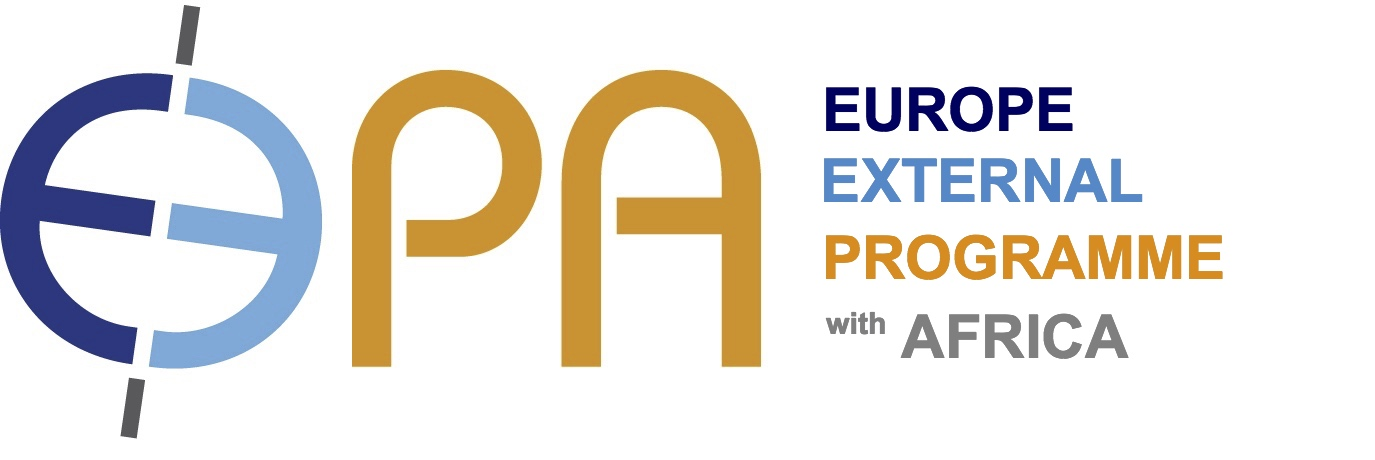 logo for Europe External Programme with Africa