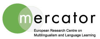 logo for Mercator European Research Centre on Multilingualism and Language Learning