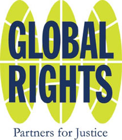 logo for Global Rights