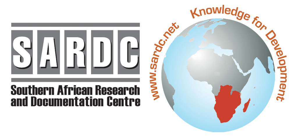 logo for Southern African Research and Documentation Centre