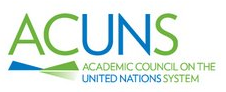 logo for Academic Council on the United Nations System