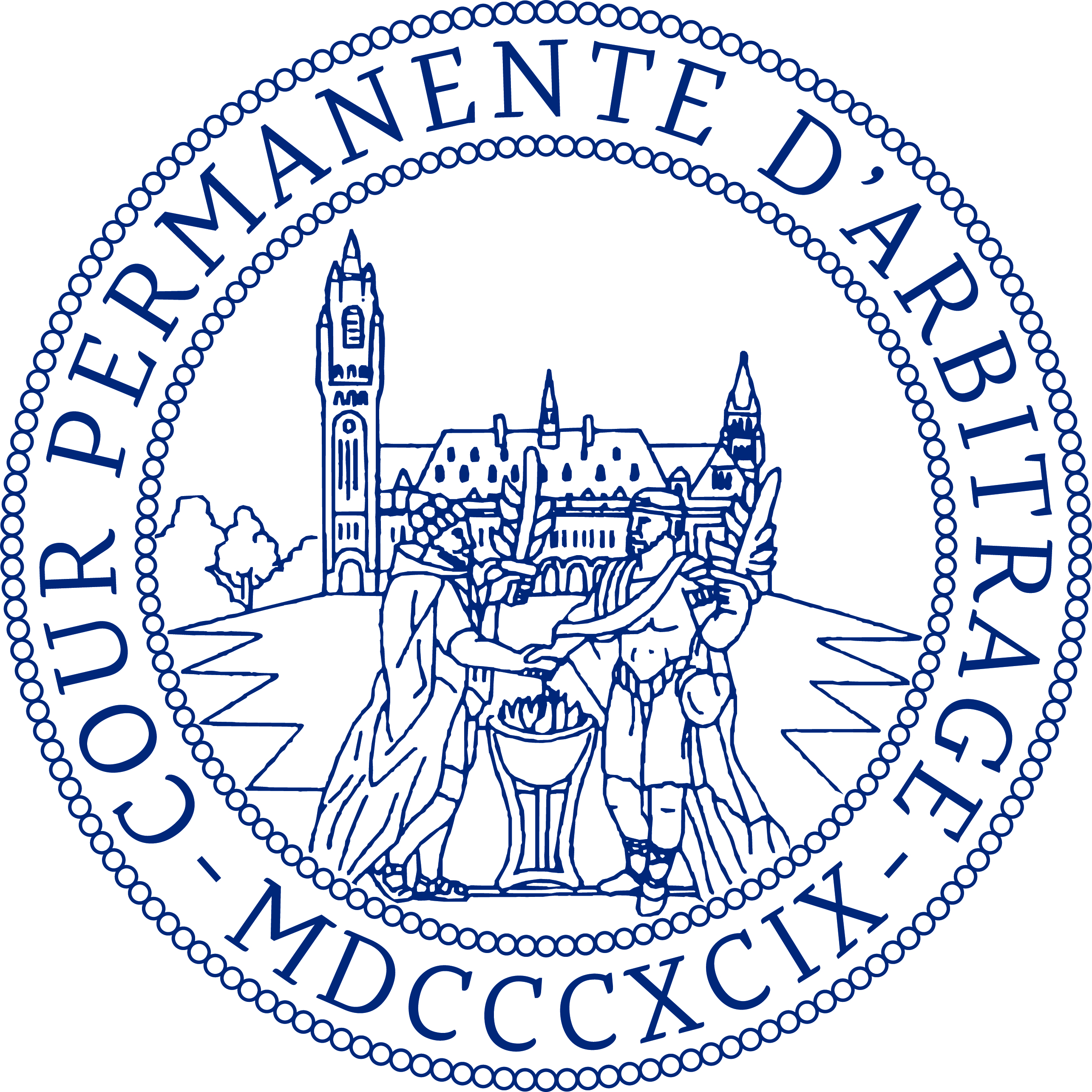 logo for Permanent Court of Arbitration