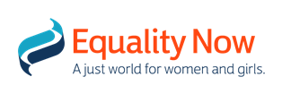 logo for Equality Now