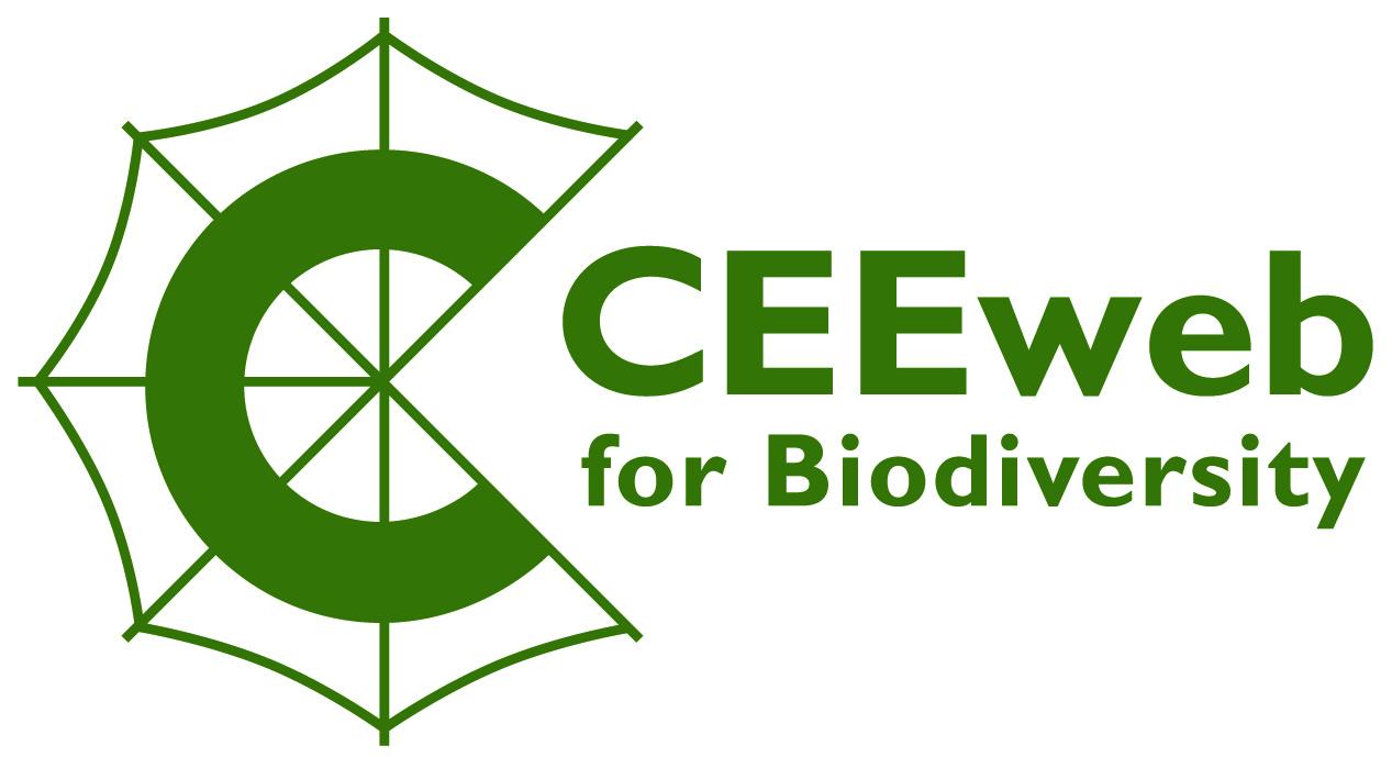 logo for CEEweb for Biodiversity