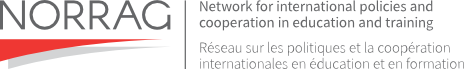 logo for Network for International Policies and Cooperation in Education and Training