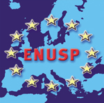 logo for European Network of ex- Users and Survivors of Psychiatry
