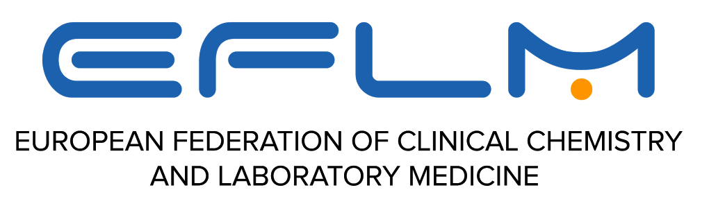 logo for European Federation of Clinical Chemistry and Laboratory Medicine