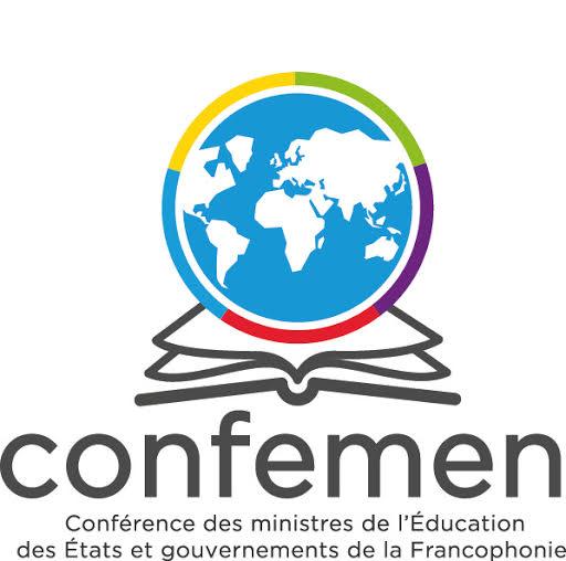 logo for Conférence des ministres de l'éducation des pays ayant le français en partage