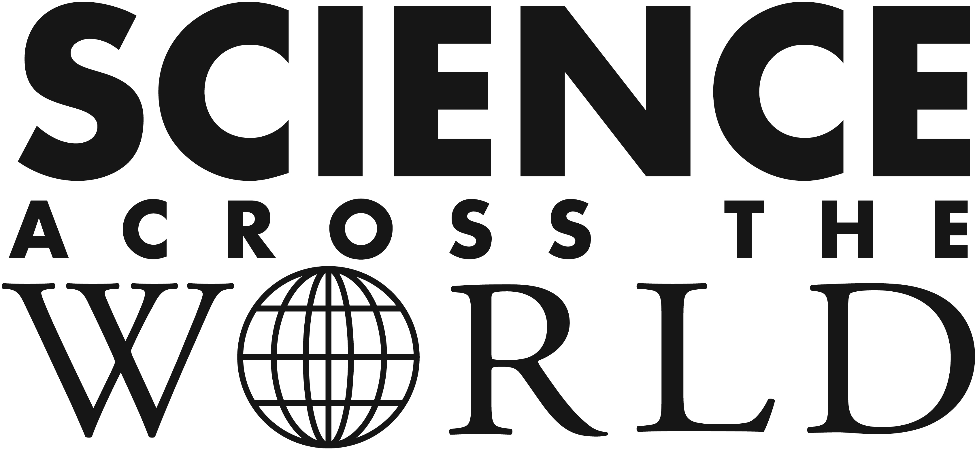 logo for Science Across the World