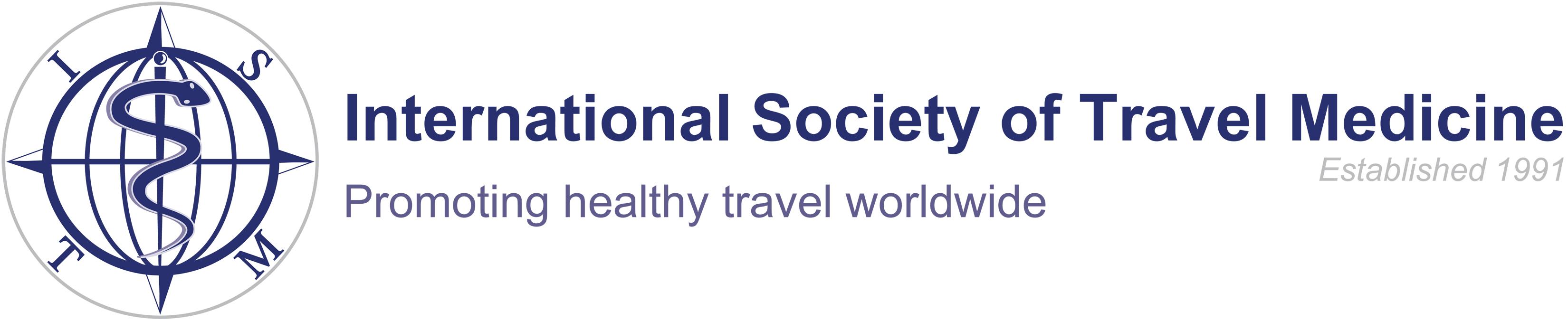 logo for International Society of Travel Medicine