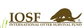 logo for International Otter Survival Fund