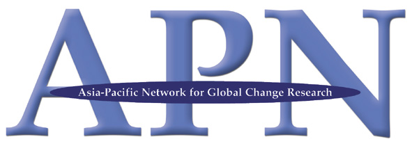 logo for Asia-Pacific Network for Global Change Research