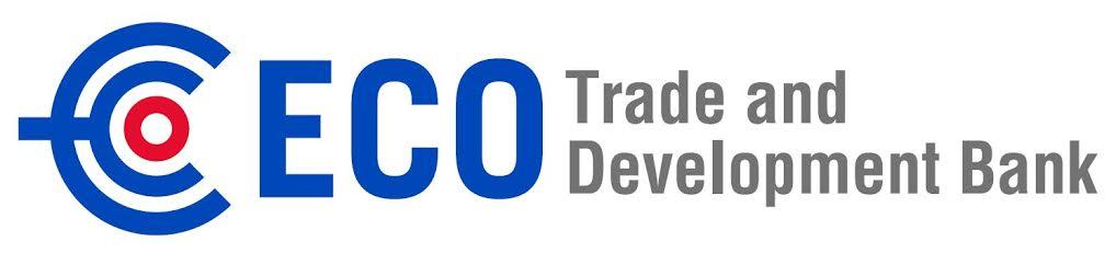 logo for Economic Cooperation Organization Trade and Development Bank