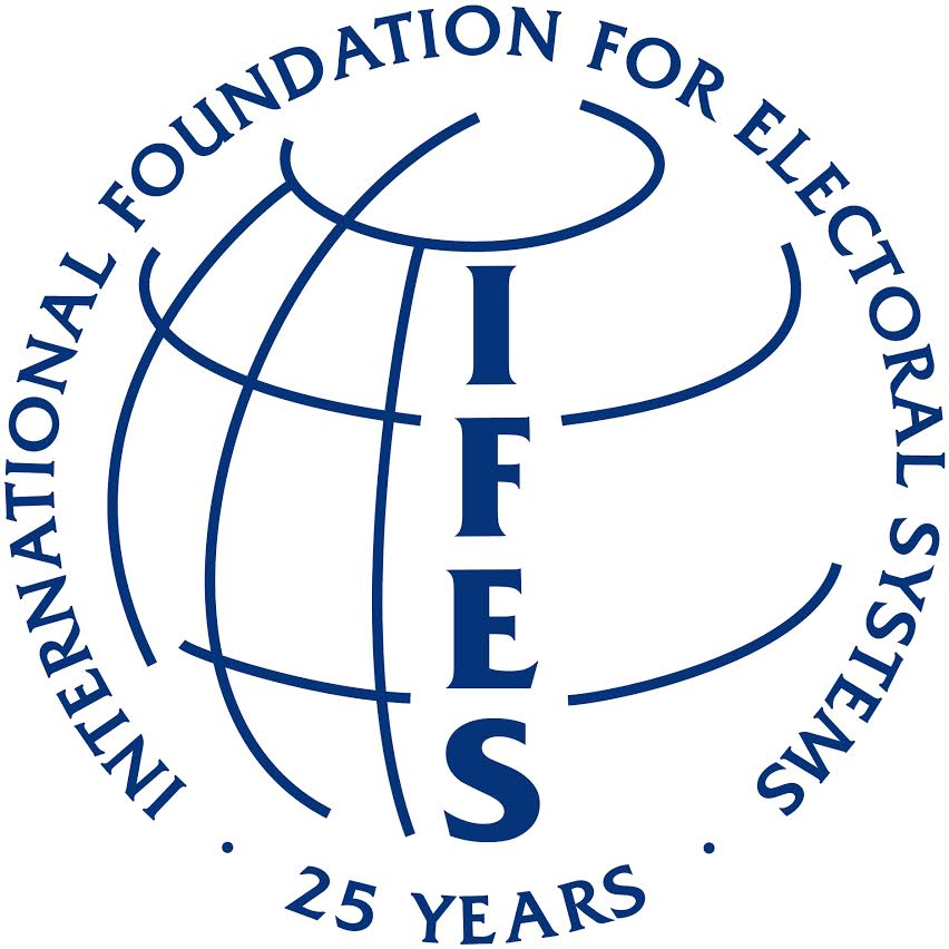 logo for International Foundation for Electoral Systems