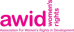 logo for Association for Women's Rights in Development