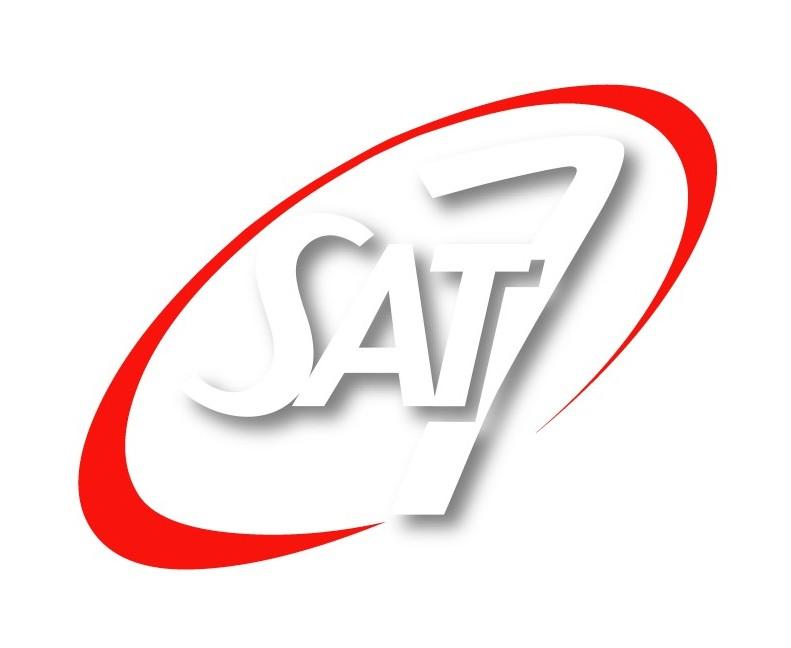 logo for SAT-7