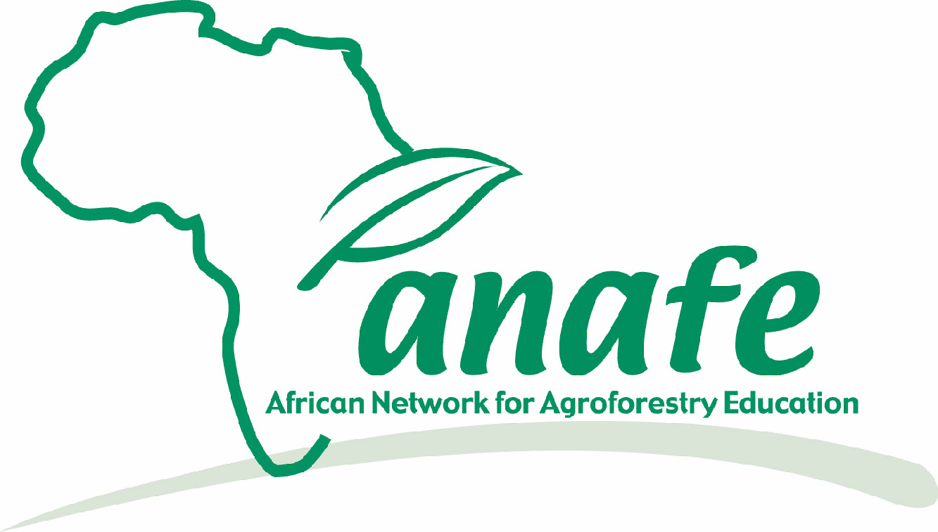 logo for African Network for Agriculture, Agroforestry and Natural Resources Education