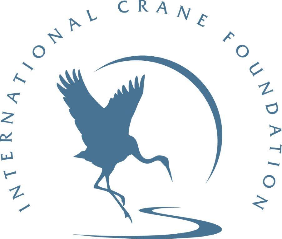 logo for International Crane Foundation