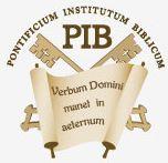 logo for Pontifical Biblical Institute