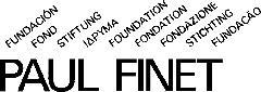 logo for Paul Finet Foundation