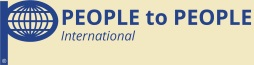 logo for People to People International