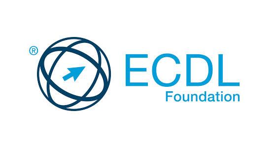 logo for ECDL Foundation