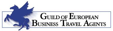 logo for Guild of European Business Travel Agents
