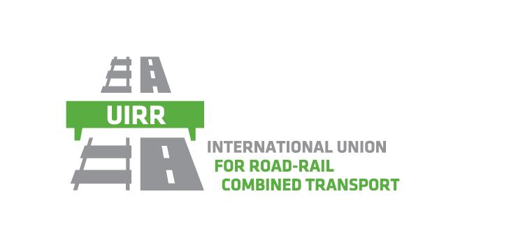 logo for Union internationale des sociétés de transport combiné rail - route
