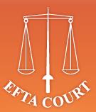 logo for EFTA Court
