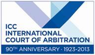 logo for ICC International Court of Arbitration