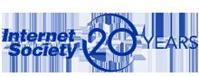 logo for Internet Society
