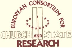 logo for European Consortium for Church and State Research