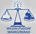 logo for Women in Law and Development in Africa