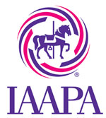 logo for International Association of Amusement Parks and Attractions
