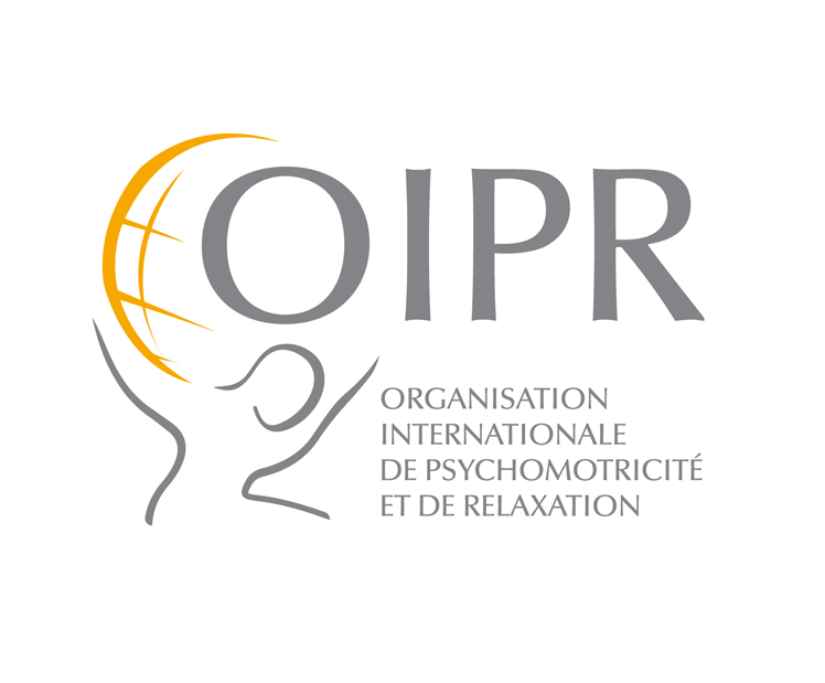 logo for International Organization of Psychomotricity and Relaxation