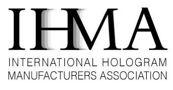 logo for International Hologram Manufacturers Association