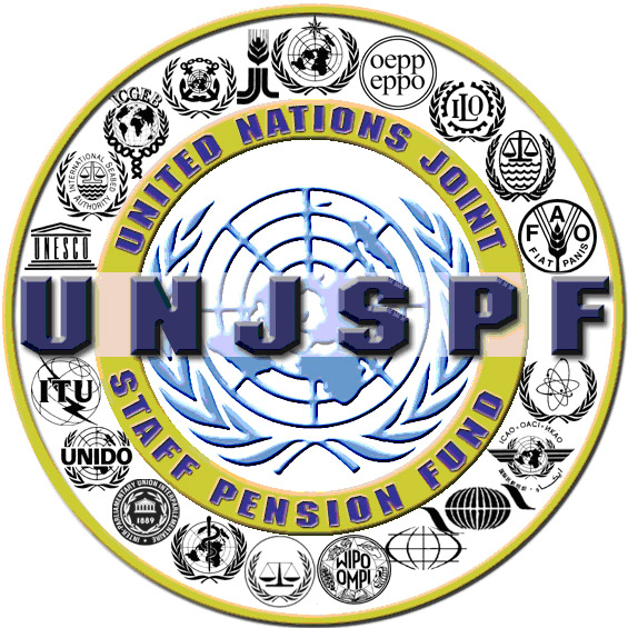logo for United Nations Joint Staff Pension Fund