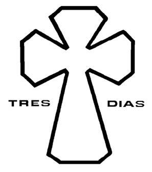 logo for Tres Dias