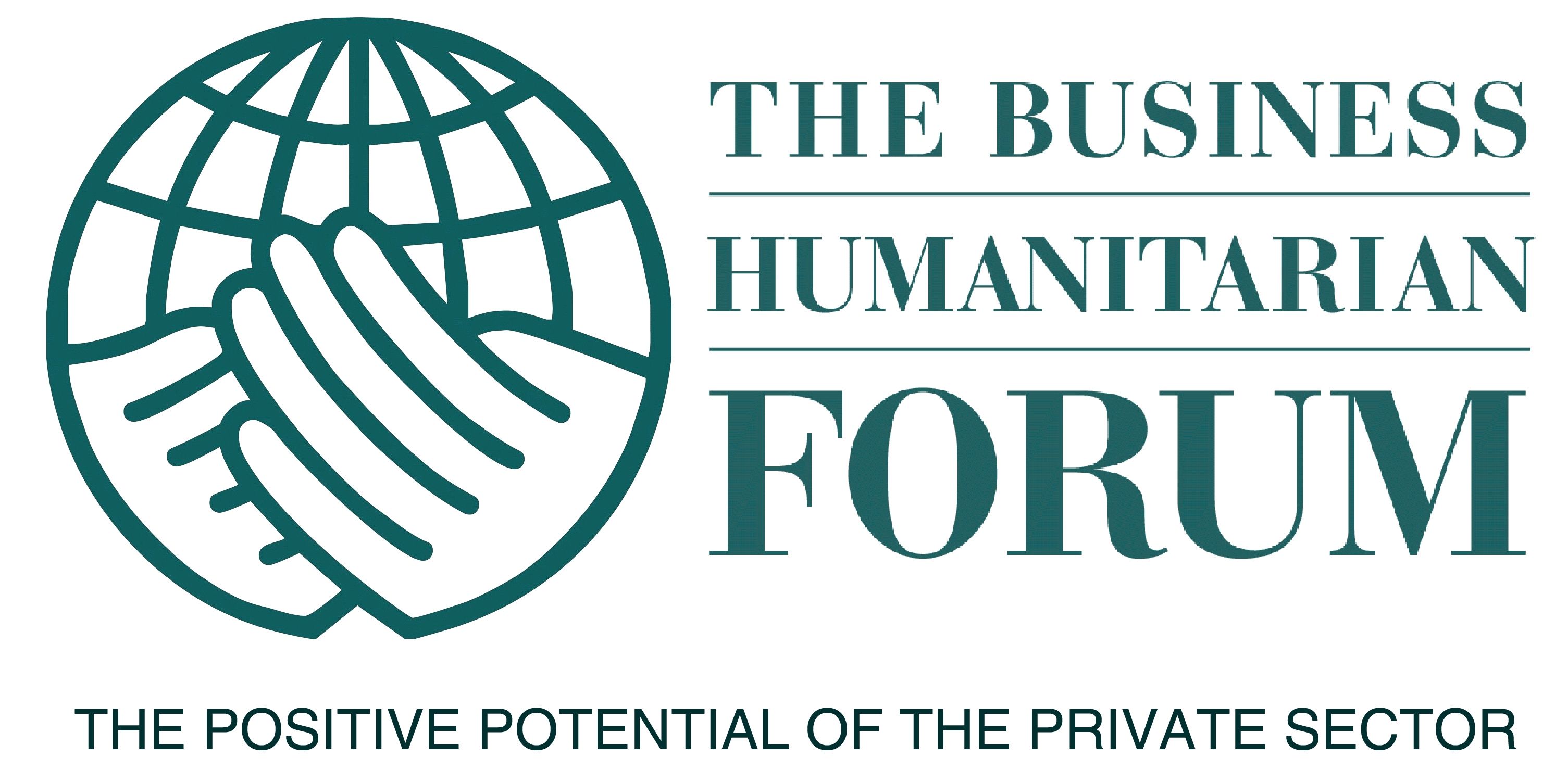 logo for Business Humanitarian Forum